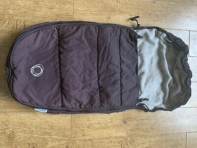 £10 • Buy Bugaboo Footmuff/ Cosy Toes Sleeping Bag Compatible With Bee. Good Condition