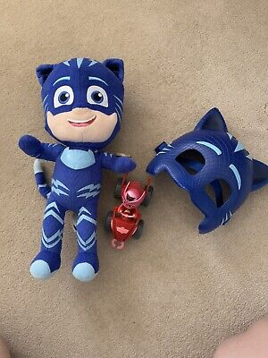 £8 • Buy Catboy Light And Talk Toy, Mask And Owelette Car Toy