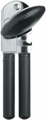 £21.99 • Buy OXO 28081 Good Grips Soft Handled Can Opener Black/Silver Size 187(H) X 45(W)m