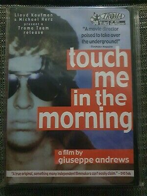 £5 • Buy Touch Me In The Morning Dvd Troma Region Free