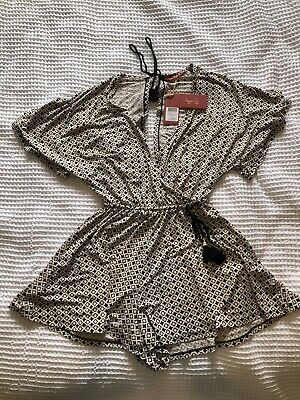 AU20 • Buy Tigerlily Playsuit Size 6 Brand New With Tags