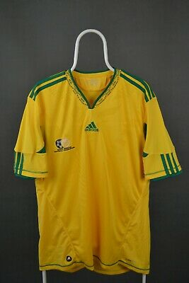 £11.98 • Buy South Africa National Team 2010/2011 Home Football Shirt Jersey Adidas Size Xl