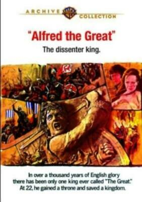 £25.39 • Buy ALFRED THE GREAT (Region 0 DVD Sealed.)