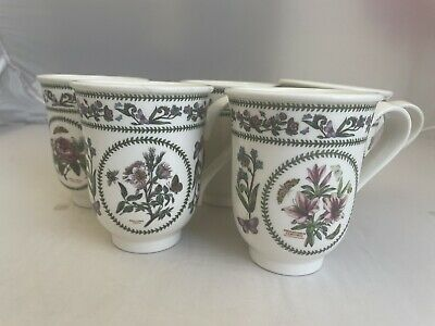 £30 • Buy Portmeirion Variations Pottery Set Of Five Cups/Mugs - B11