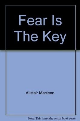£6.23 • Buy Fear Is The Key, , Very Good Book