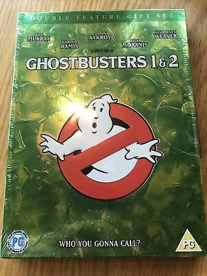 £3.20 • Buy Ghostbusters / Ghostbuster 2  (2 Disc Dvd Set) New And Sealed
