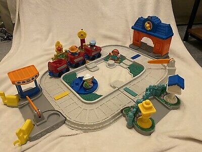 £18 • Buy Little People Train Set With Sounds