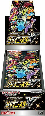 $132.49 • Buy Japanese Pokemon S4a High Class Shiny Star V Booster Box NEW Sealed In USA