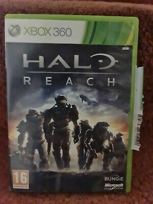£0.01 • Buy Halo Reach Xbox 360 Bungie With Case Instructions And 2 Day Xbox LIVE Gold PAL