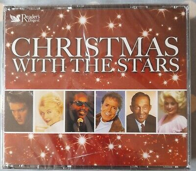 £4.75 • Buy Readers Digest Christmas With The Stars NEW & SEALED 4 CD Set