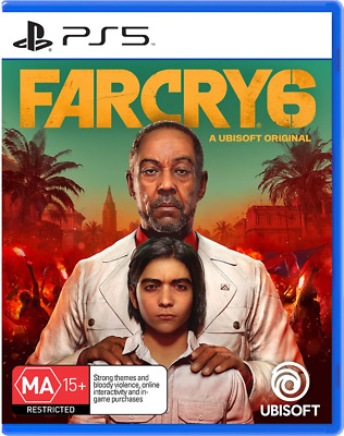 AU96.95 • Buy Far Cry 6 PS5 Game NEW
