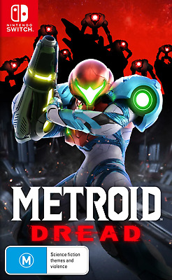 AU74.95 • Buy Metroid Dread Switch Game NEW