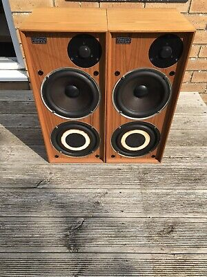 £25 • Buy Celestion Ditton 15XR Classic Hi-Fi Stereo Speakers Matched Pair MADE IN ENGLAND
