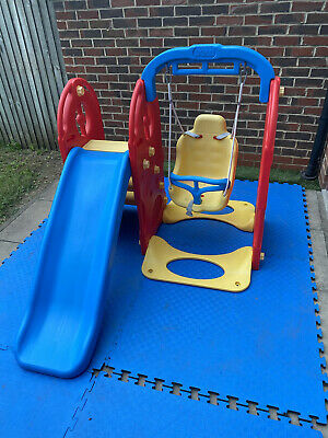 £45 • Buy Fisher Price Slide And Swing Set