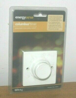 £9.99 • Buy Elkay 400A Columbus Pneumatic Time Delay Switch NEW