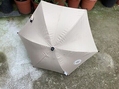 £7 • Buy Bugaboo Parasol In Sand With Clip 1