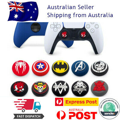 AU8 • Buy PS4/PS5/Xbox/Switch Controller Thumb Stick Grip Silicone Thumbstick Cap Cover