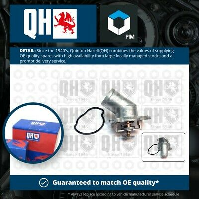 £19.31 • Buy Coolant Thermostat Fits OPEL CORSA B C D 1.2 98 To 14 QH 12992692 1338096 New