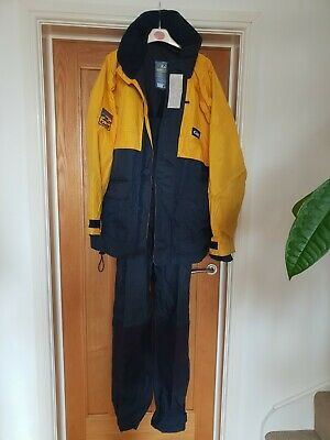 £20.30 • Buy Gill Latitude 42 Sailing Jacket XL And Sallopettes Size L