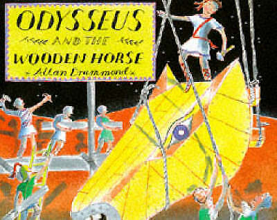£1.50 • Buy Odysseus And The Wooden Horse (Picture Books) By Drummond, Allan Hardback Book