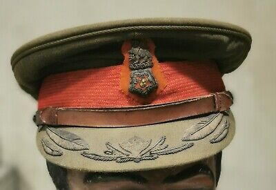 £100 • Buy Early  South African Defence Force Colonels Peak Cap