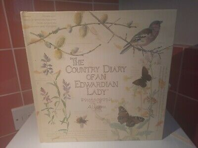 £49.99 • Buy Vintage The Country Diary Of An Edwardian Lady Photograph Album Beautiful Nature