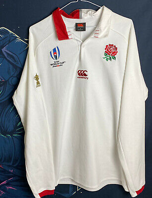£20 • Buy England Rugby Shirt 2019 World Cup Size Large