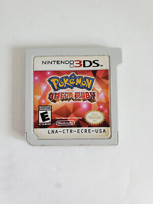 $34.99 • Buy Pokemon Omega Ruby (Nintendo 3DS) AUTHENTIC CARTRIDGE ONLY - FREE SHIPPING!