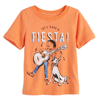 £8.73 • Buy Disney / Pixar Coco Baby Boy Graphic Tee By Jumping Beans, Size 3 Months