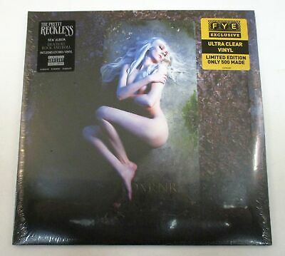 £34.37 • Buy THE PRETTY RECKLESS DEATH BY ROCK AND ROLL NEW LP FYE ULTRA CLEAR VINYL 500 Made