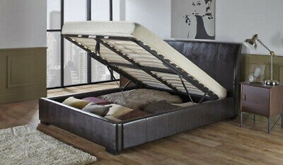 £200 • Buy Bensons Ottoman Bed Frame (Small Double) Perfect Condition