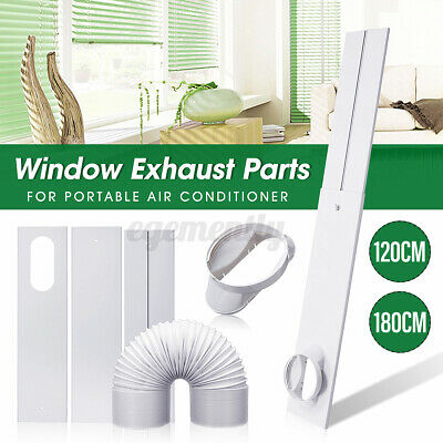 AU20.56 • Buy Window Adaptor/Window Slide Kit Plate /Exhaust Hose For Portable Air Conditioner