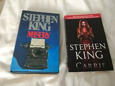 £10.99 • Buy First Edition Hardback Stephen King Misery Guild Publishing & Carrie...
