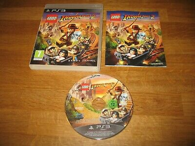 £4.99 • Buy PS3 Game - Lego Indiana Jones 2 The Adventure Continues (complete PAL)