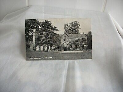 £1.49 • Buy Old Postcard. Bolton Abbey, The Vicarage.  Ref.891