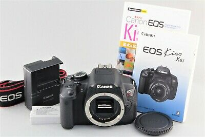 £149.90 • Buy Excellent- Canon EOS X6i (Rebel T4i / 650D) Body Only