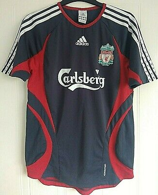 £18.75 • Buy Adidas Liverpool Mens Tee Shirt UK 36/38inch Chest Excellent Clean Condition
