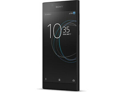 £65 • Buy Sony Xperia L1 Black 16GB Unlocked 5.5  HD Android 7.0 4G LTE WIFI Smartphone