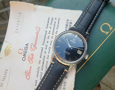 £2795 • Buy Exceptional 1967 Omega Seamaster Deville Automatic ORIGINAL BOX PAPERS Warranty