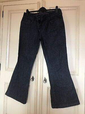 £3 • Buy Next Skinny Flare Jeans 14 GC  - Inside Leg 28 Inches