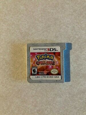$13.50 • Buy Pokemon Omega Ruby (3DS, 2014) Authentic Game.