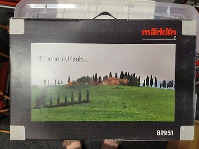 £182.81 • Buy 81951 Marklin Min-club Z-scale Set Complete In Box Hard To Find!