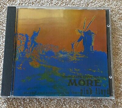 £2 • Buy Pink Floyd - Soundtrack From The Film MORE On CD