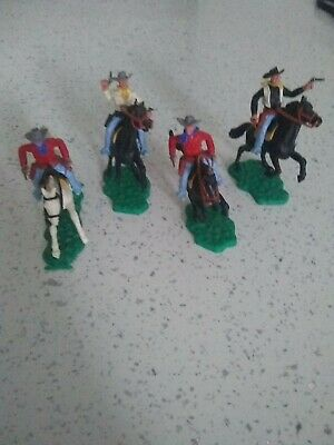 £55 • Buy Timpo Mounted Cowboys