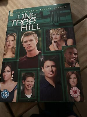 £0.99 • Buy One Tree Hill - Series 4 - Complete (Box Set) (DVD, 2008)
