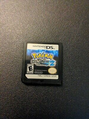 $69 • Buy Pokemon Black 2 Authentic Loose Tested