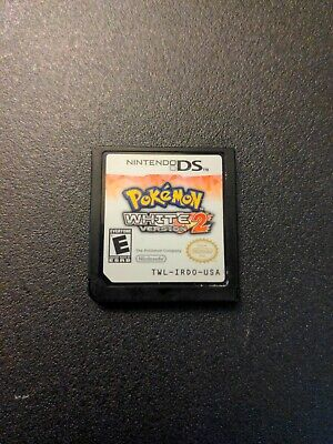 $69 • Buy Pokemon White 2 Authentic Loose Tested