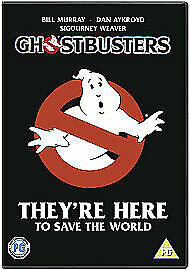 £1 • Buy Ghostbusters (DVD, 2008) NEW AND SEALED