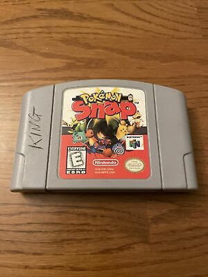 $22.99 • Buy Pokemon Snap N64 Authentic Tested (Nintendo 64, N64) Cartridge Only