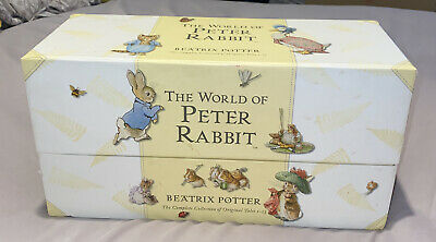 £24.99 • Buy Beatrix Potter Book Set The World Of Peter Rabbit Box Collection